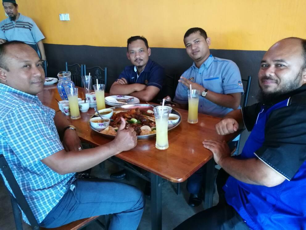 Majlis Makan Tengahari Rai Komitmen Warga JMGKPP
