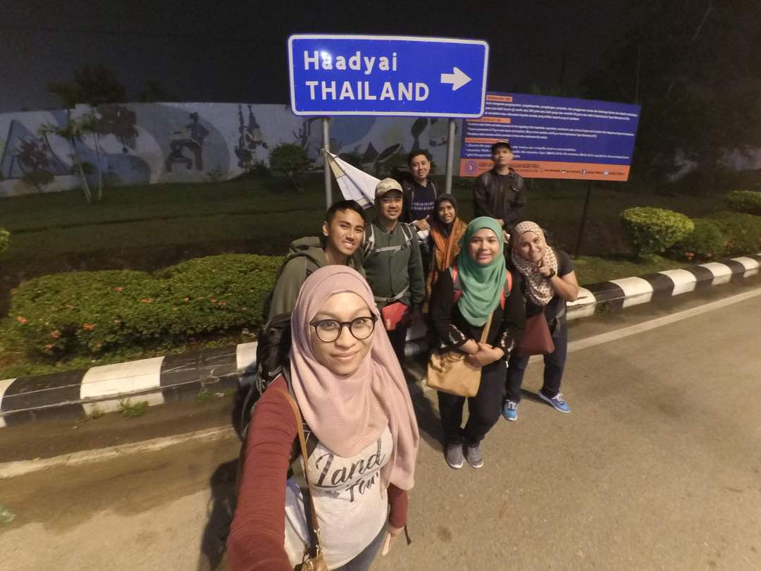 Aktiviti KESMiG : Lawatan ke Haadyai, Thailand