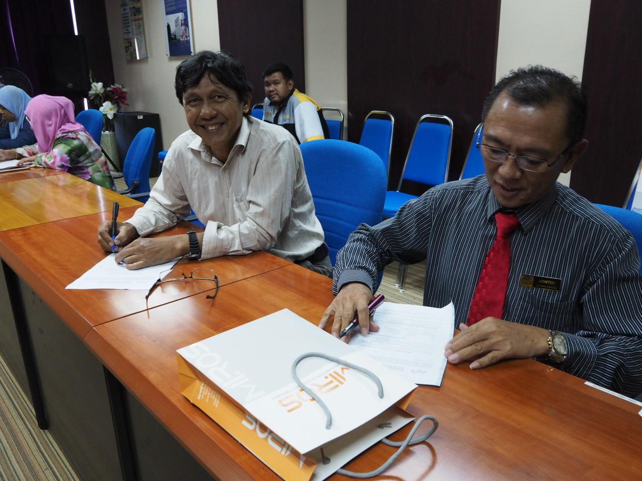 Kaji selidik untuk malaysian institute of road safety research (miros)