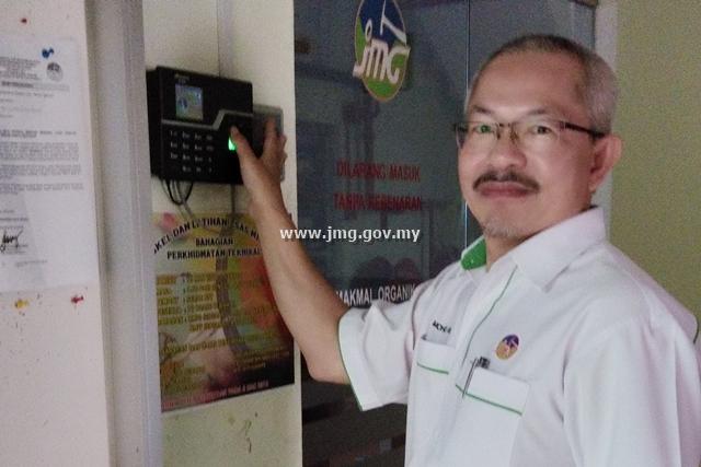 Persaraan Tn. Hj. Mohd Ariff Omar