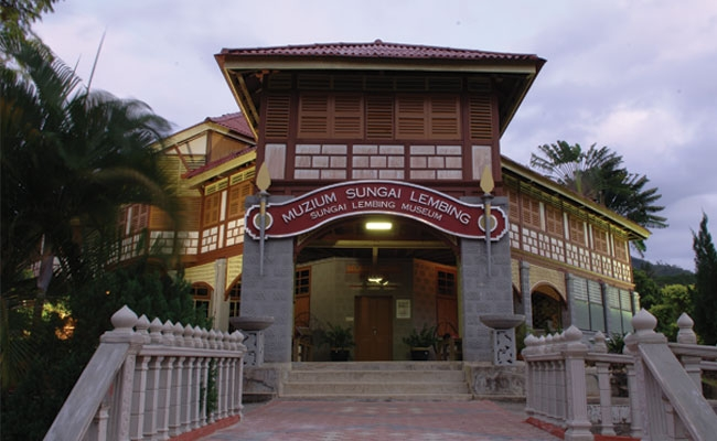 Lawatan Ke Muzium Sungai Lembing