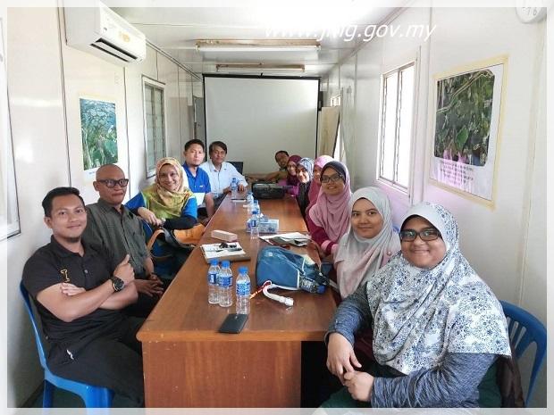 Program Mentor Mentee bagi Pegawai Penyelidik dijalankan dengan sempurna