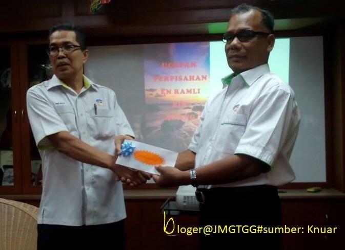 MAJLIS PERHIMPUNAN BULANAN BIL 3/2018 DAN MAJLIS PERPISAHAN EN. RAMLI B AWANG