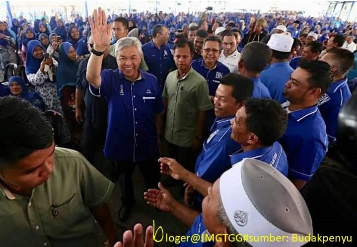LAWATAN KERJA YANG AMAT BERHORMAT TIMBALAN PERDANA MENTERI MALAYSIA