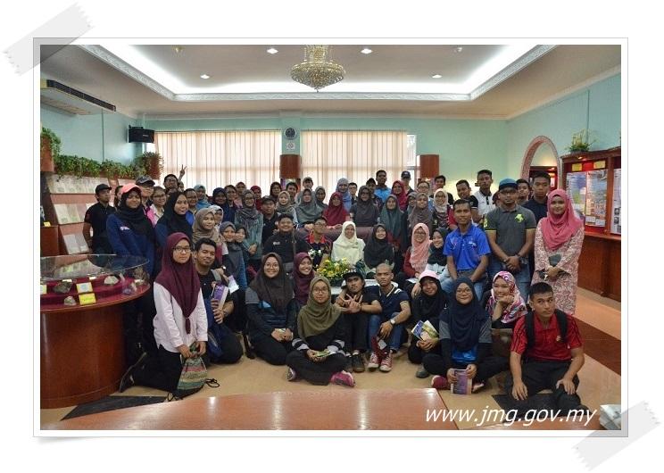 Mahasiswa UPM melawat PPM