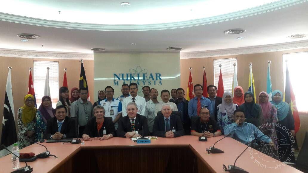 KURSUS DI AGENSI NUKLEAR MALAYSIA