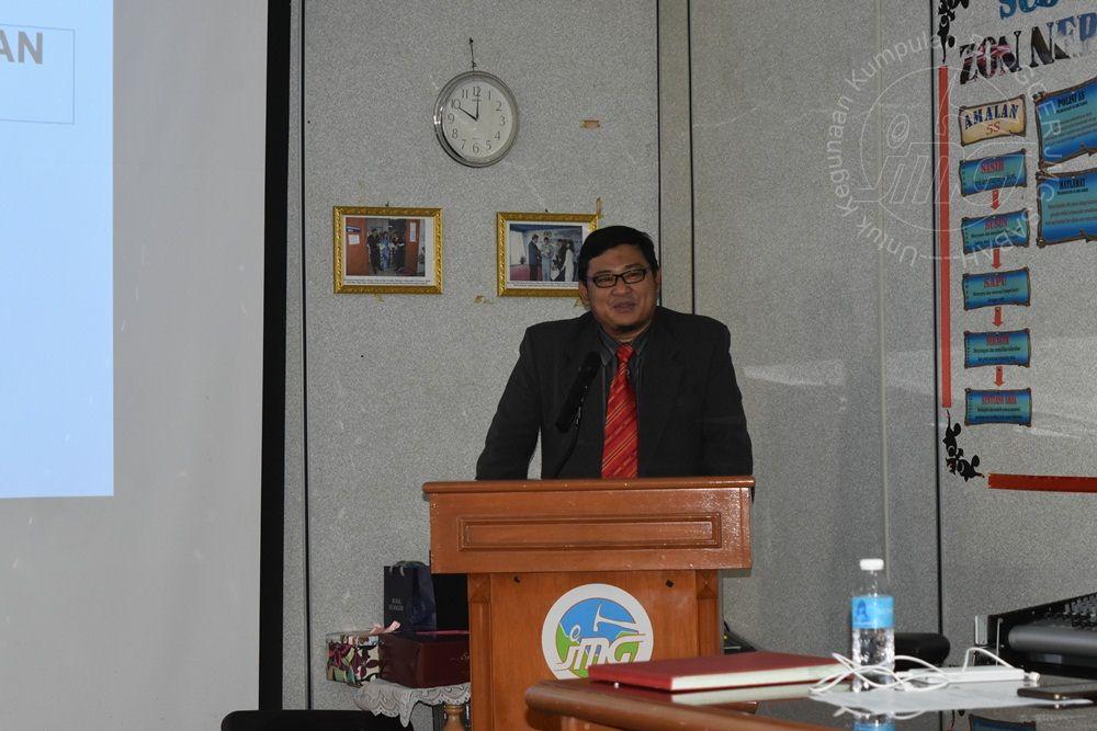 PERHIMPUNAN BULANAN JMG SABAH BIL.4/2018 ANJURAN  UNIT GEOSAINS