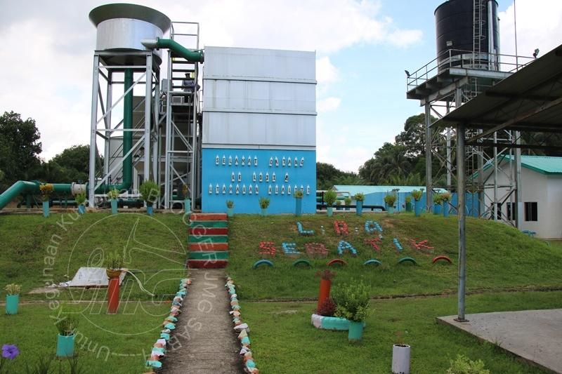 Lawatan Tapak Ke Loji Rawatan Air (LRA) Pulau Sebatik, Tawau