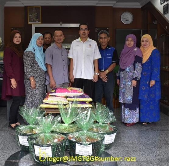 JMG Terengganu dan KESKET Serah Sumbangan di Sekitar Terengganu