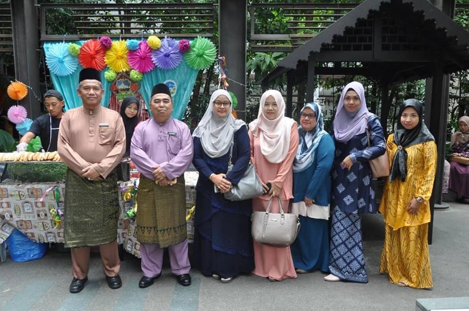 Sambutan Hari Raya Aidil Fitri NRE 2018