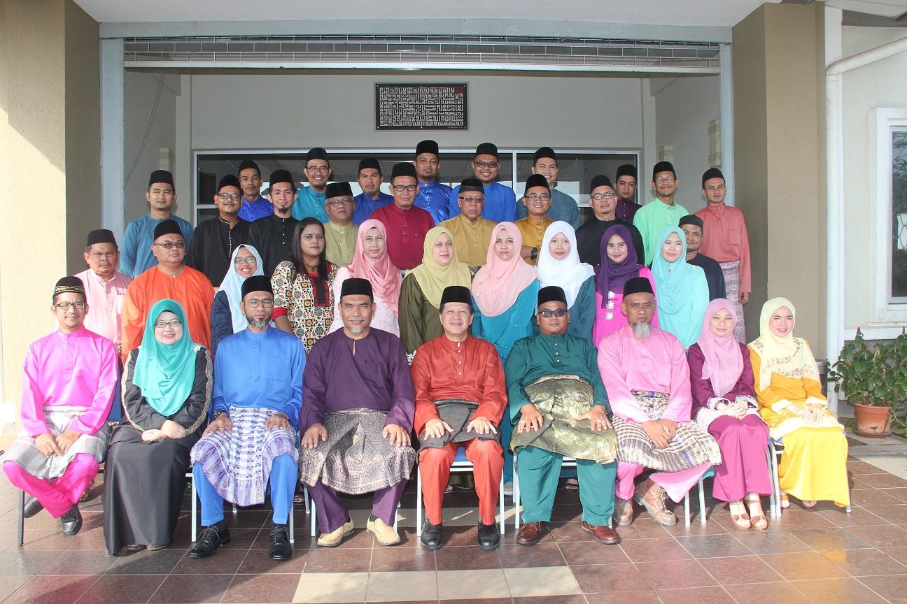 Majlis Persaraan Kakitangan dan Jamuan Hari Raya Aidil Fitri 2018 JMG Pahang