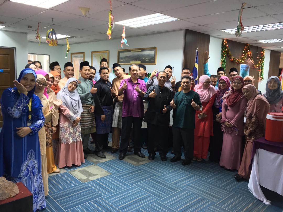 Majlis Perhimpunan Bulanan Dan Sambutan Aidilfitri 2018