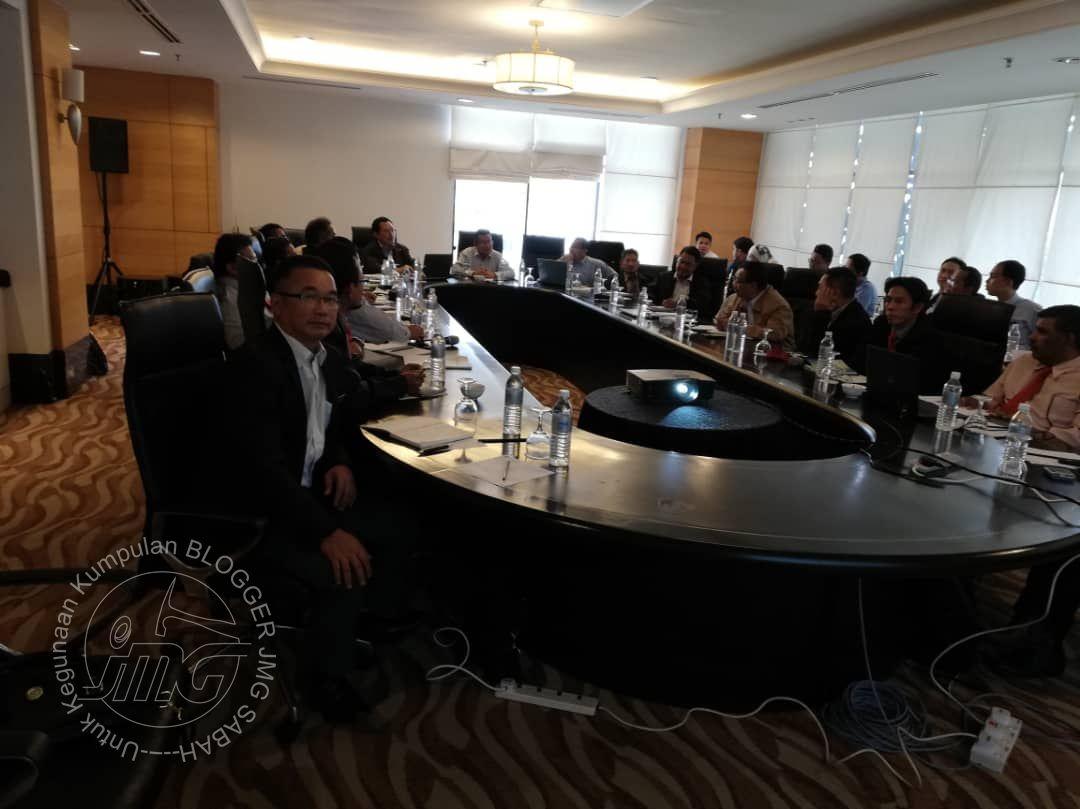 MESYUARAT PENYELARASAN PROJEK PEMBANGUNAN SUMBER MINERAL BIL.2/2018