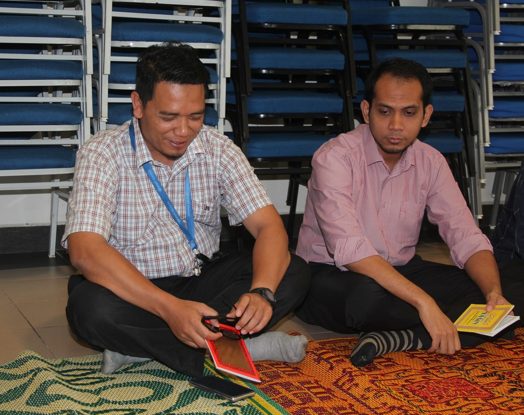Majlis Bacaan Yasin, Tahlil dan Doa Selamat En Zaki Bin Alias Menunaikan Haji JMG Pahang 2018