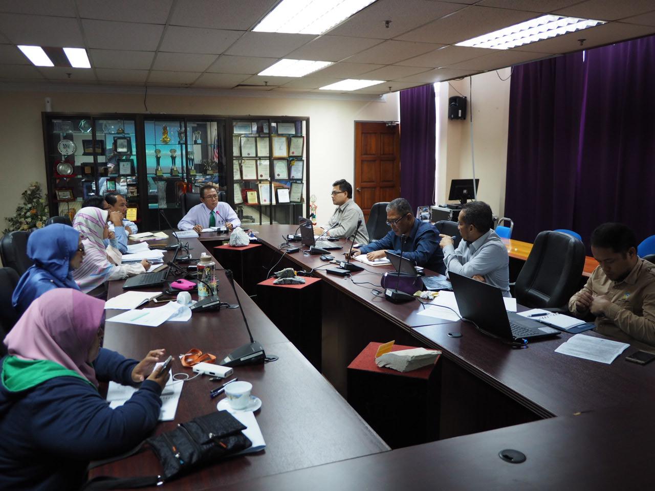 MESYUARAT PEMBANGUNAN JMGSELWP BIL. 2/2018
