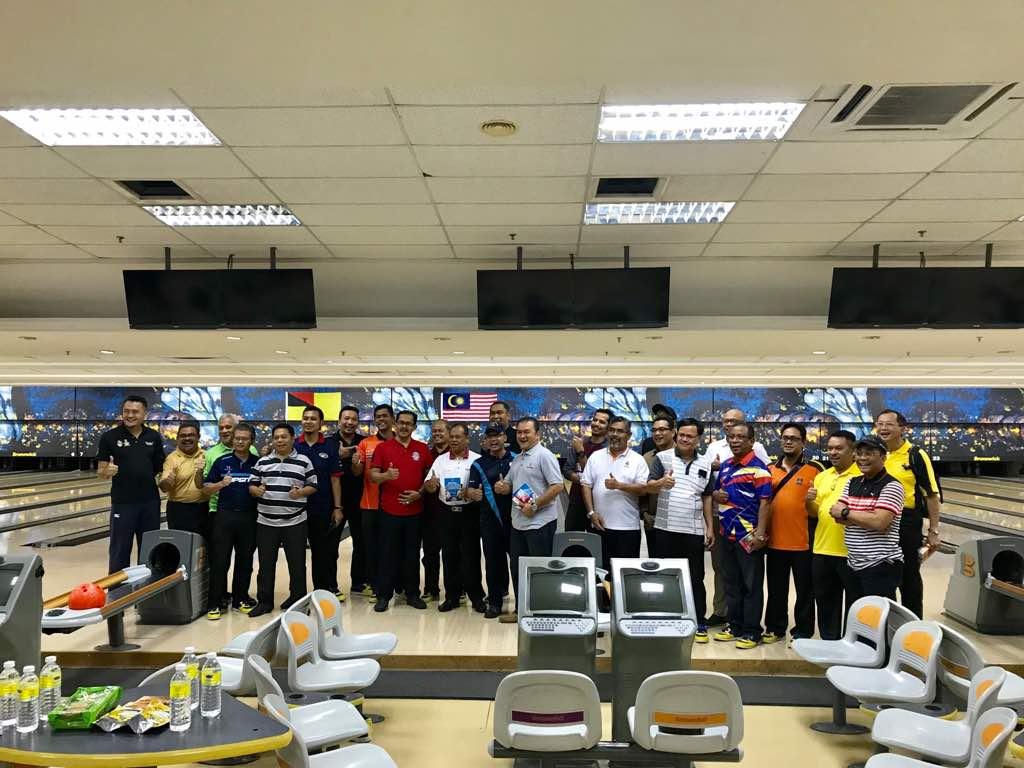 Kejohanan Boling Jalinan Mesra Ketua-Ketua Jabatan Negeri Sembilan 2018