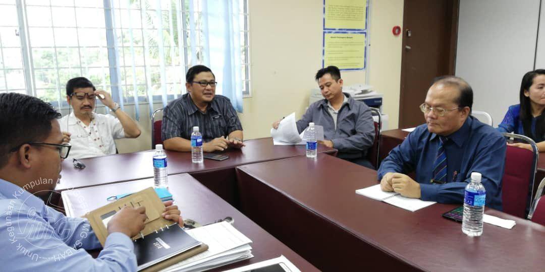 MESYUARAT MBJ JMG SABAH BIL3/2018