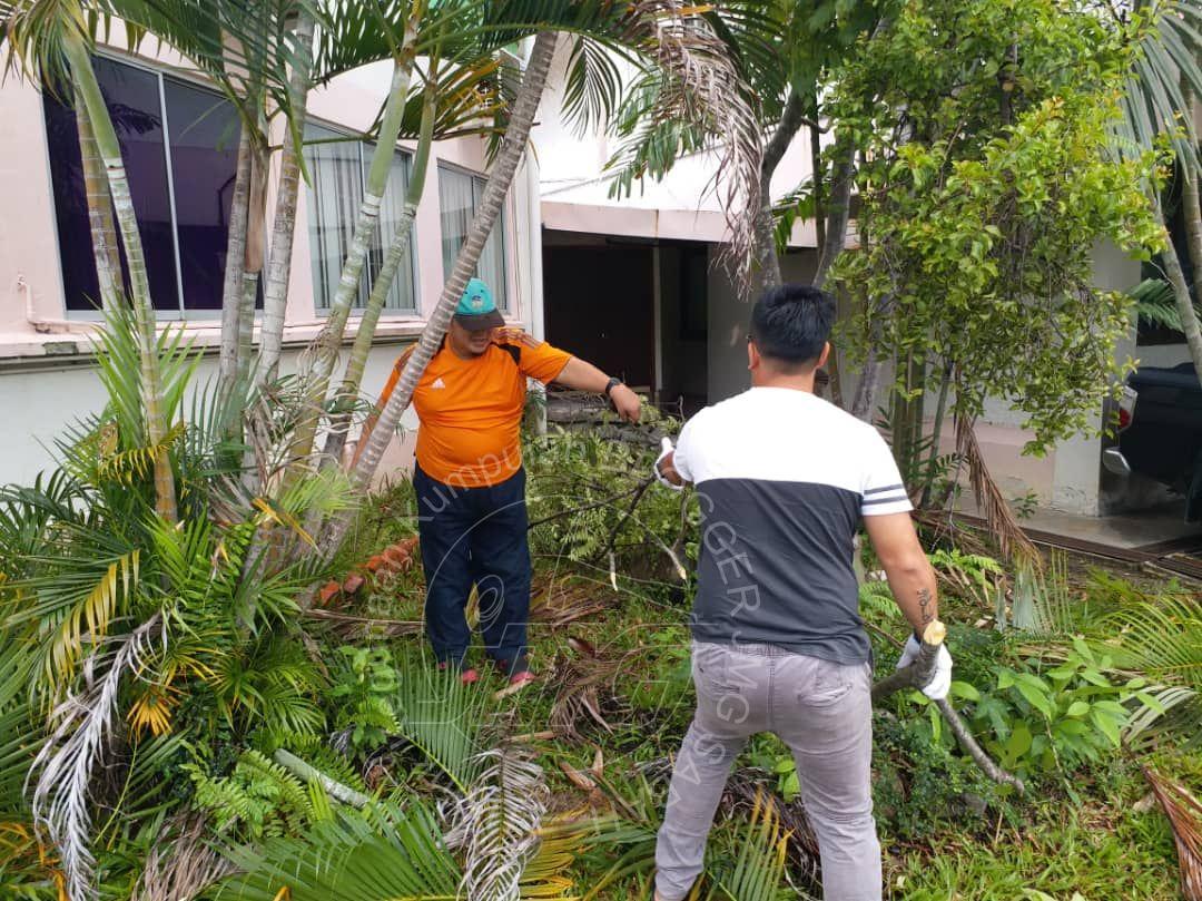 GOTONG ROYONG PERDANA JMG SABAH BIL. 2/2018