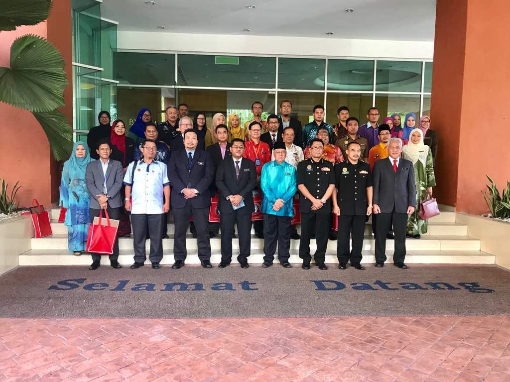 Program Tea Talk Bersama Ketua-Ketua Jabatan Negeri Sembilan