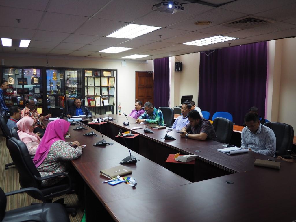 PERHIMPUNAN BULANAN JMGSWP BIL. 12/2018