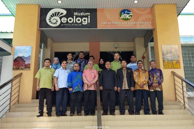 Lawatan Pengarah Tanah Dan Galian Kelantan