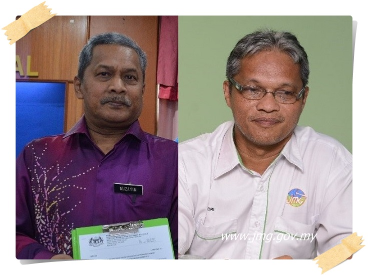 Persaraan Pengarah PPM & Ketua Cawangan Teknologi Pemulihan Lombong dan Kuari
