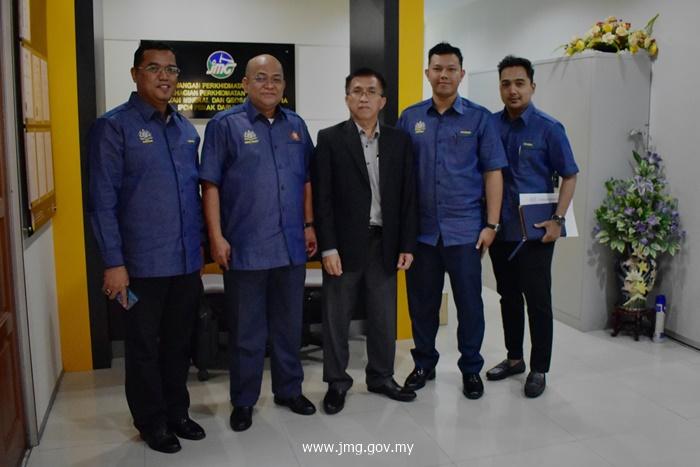 Lawatan Kastam DiRaja Johor