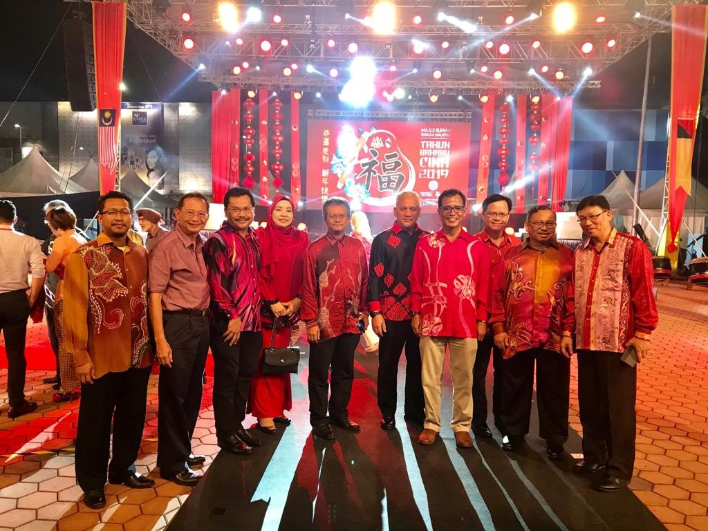 Majlis Rumah Terbuka Malaysia Tahun Baru Cina 2019