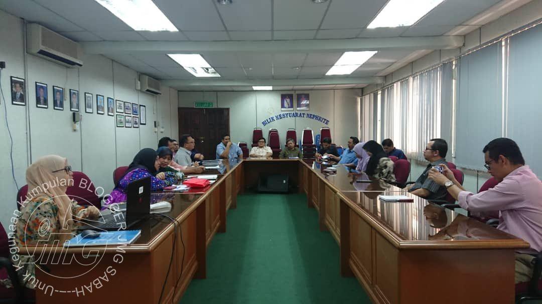 MESYUARAT AGONG BKKI JMG SABAH BAGI SESI 2019/2021