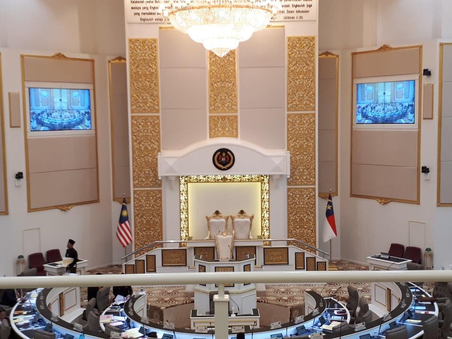 Persidangan Penggal Kedua Dewan Undangan Negeri (DUN) Melaka