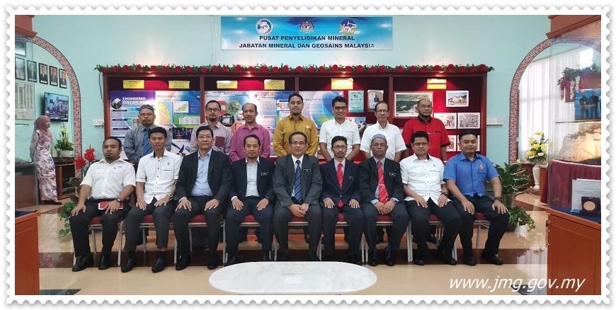 Lawatan PTG Terengganu ke PPM dan JMG Negeri Perak