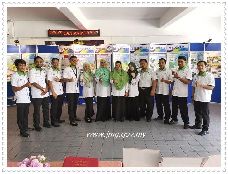 PPM Mengambil Bahagian Dalam Pameran Minggu Sains SMK Methodist, Ipoh.