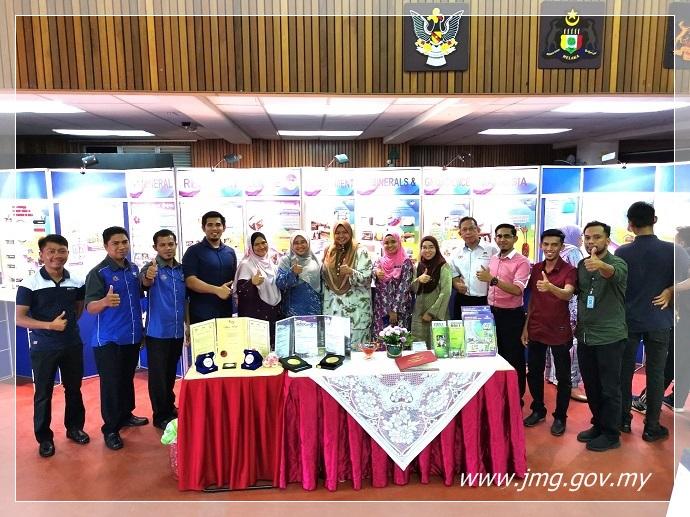 PPM dijemput ke Pameran Karnival Sains dan Teknologi (KaSTek'19) Peringkat Kebangsaan