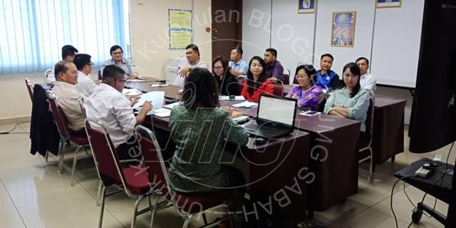 MESYUARAT SEMINAR SUMBER MINERAL DAN TENAGA DAN PEMBANGUNAN MAMPAN DI SABAH (SSMTPMS) BIL. 3/2019