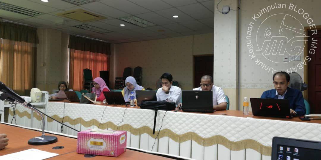 MESYUARAT JAWATANKUASA PANGKALAN DATA MODUL IMdat BIL. 1/2019