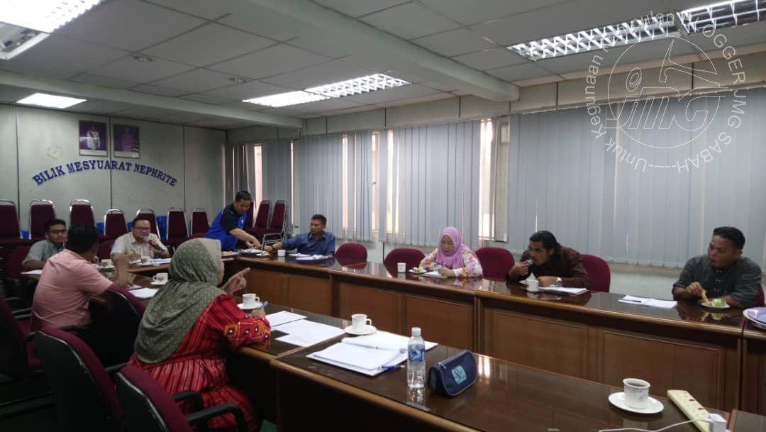 MESYUARAT JAWATANKUASA BKKI JMG SABAH BIL.1/2019