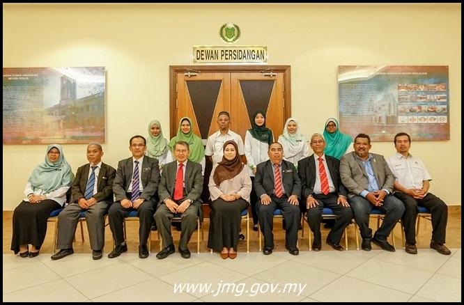 Majlis Tandatangan Perjanjian Kerjasama Pintar antara Northern Dolomite Sdn Bhd dan PPM, JMG