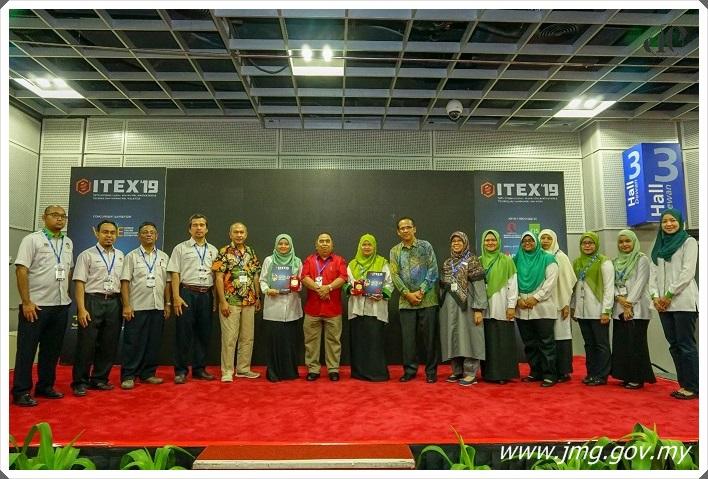 PPM Merangkul Kejayaan Cemerlang dalam ITEX'19