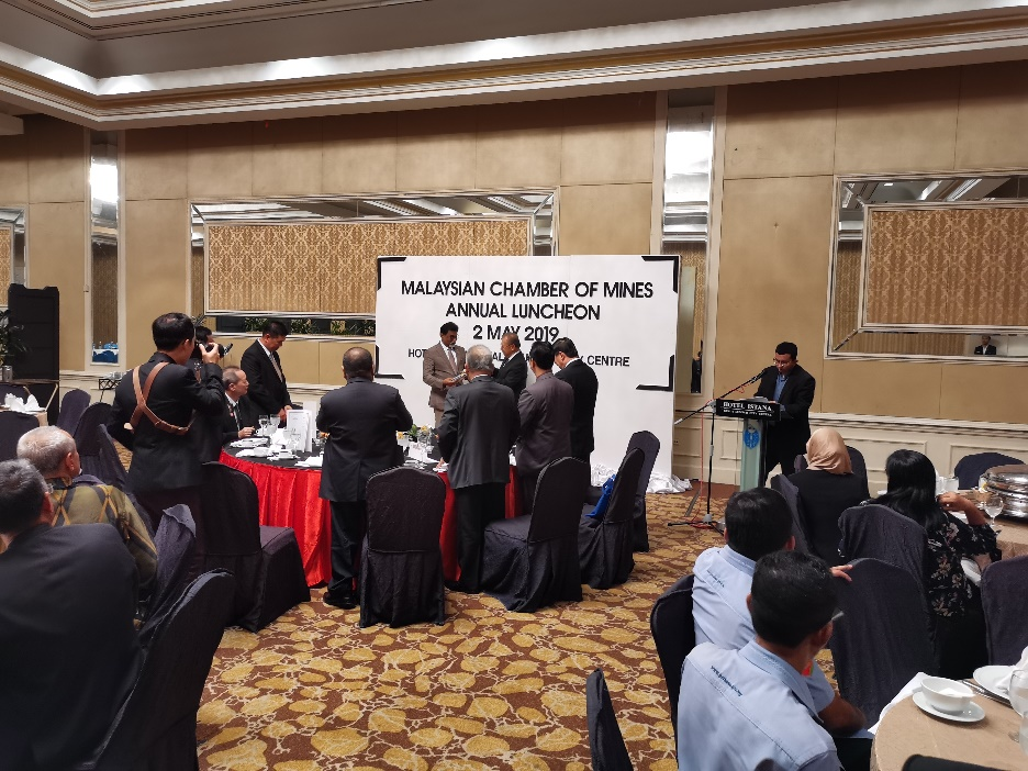 Malaysian Chamber of Mines Annual Luncheon