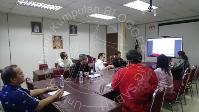 PROGRAM NAZIRAN PENGURUSAN DATA DI JMG MALAYSIA, SABAH