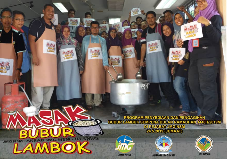Program Masak Bubur Lambuk