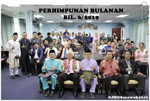 MAJLIS PERHIMPUNAN BIL. 6/2019