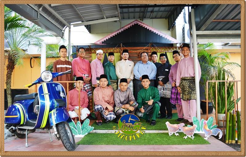 Majlis Sambutan Hari Raya Aidilfitri Peringkat JMG Perak