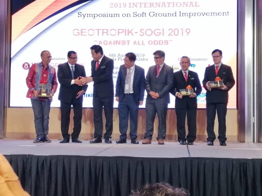 """2019 International Symposium On Soft Ground"""