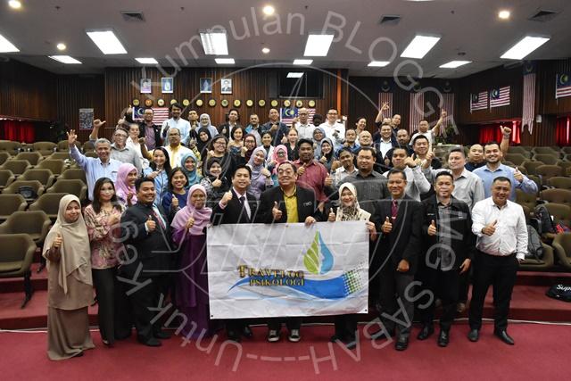 PROGRAM TRAVELOG PSIKOLOGI DAN KURSUS PEMANTAPAN RAKAN PEMBIMBING PERKHIDMATAN AWAM (AKRAB) ZON MALAYSIA TIMUR, KEMENTERIAN AIR, TANAH DAN SUMBER ASLI