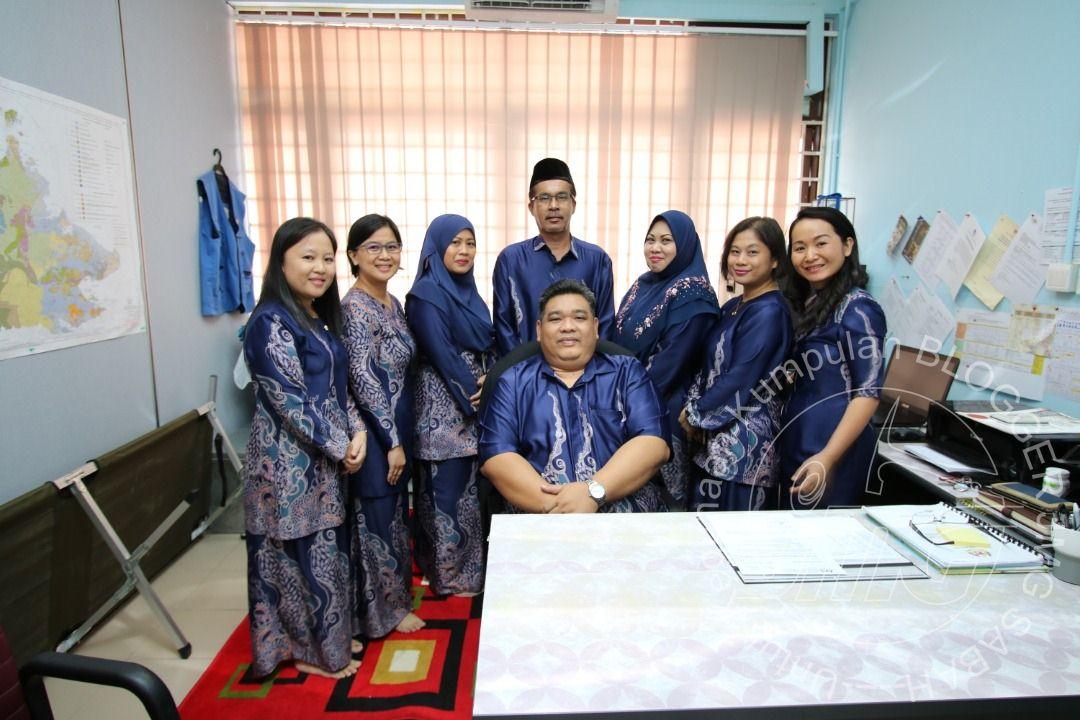 RIANG RIA  AIDILFITRI UNIT PENGURUSAN MAKLUMAT JMG SABAH 2019/1440H