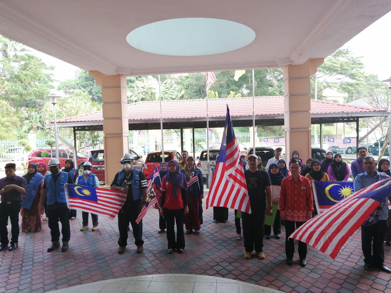 Sambutan Hari Kemerdekaan yang ke-62