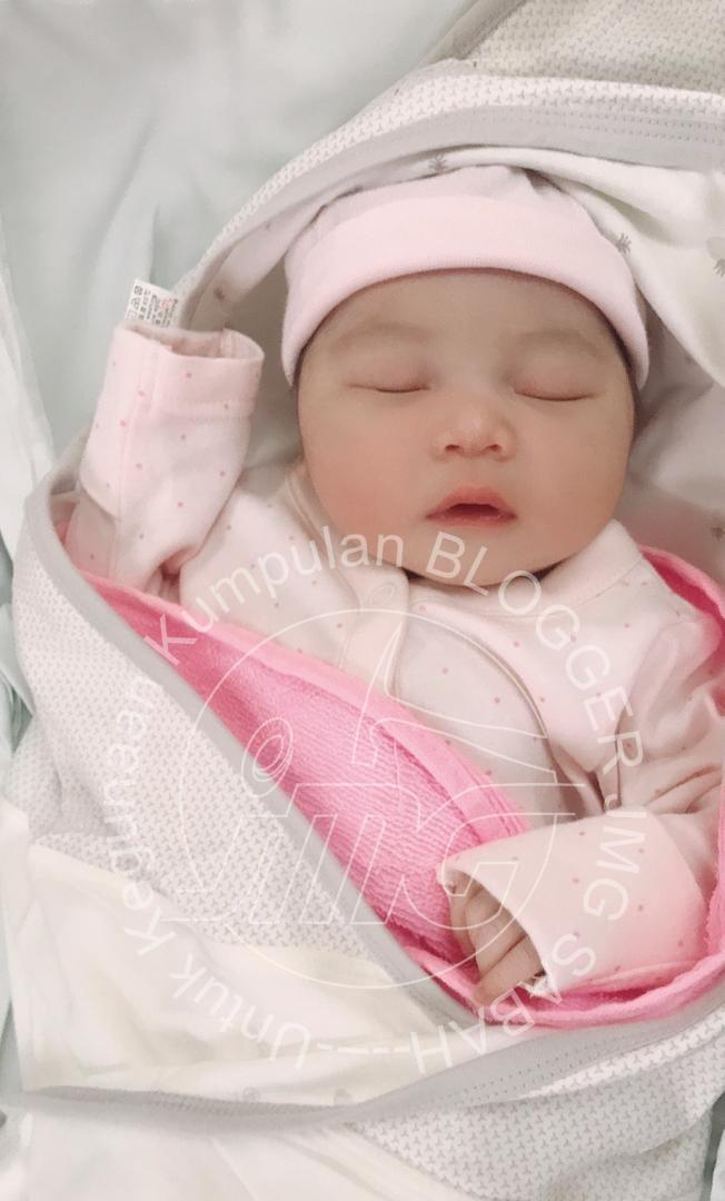 WELCOME TO THE WORLD BABY HANA ETHALIA