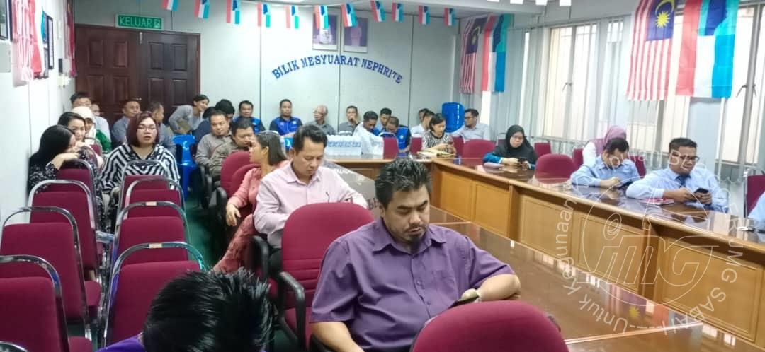 MAJLIS PERHIMPUNAN BULANAN BIL.9/2019 ANJURAN AKTIVITI MINERAL PERINDUSTRIAN