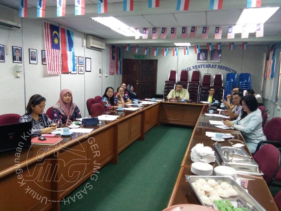 MESYUARAT JAWATANKUASA PELAKSANA PROGRAM KESEDARAN AWAM BIL 1/2019